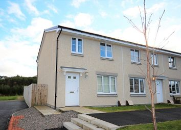 Thumbnail 3 bed semi-detached house for sale in 45 Resaurie Gardens, Smithton, Inverness