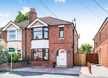 Thumbnail 3 bedroom semi-detached house for sale in Totton, Southampton, Hampshire