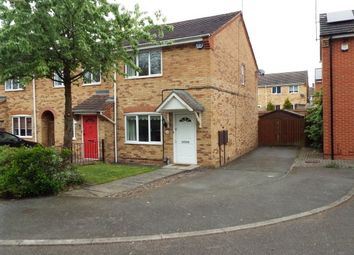 Thumbnail 2 bed property to rent in Keswick Close, Leicester