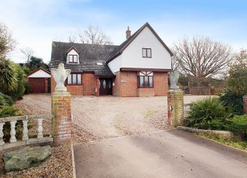 Thumbnail 4 bedroom detached house for sale in The Ridings, Poringland, Norwich