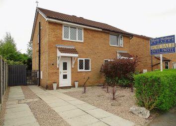 2 bed semi-detached house for sale in Croft Bank, Penwortham, Preston PR1