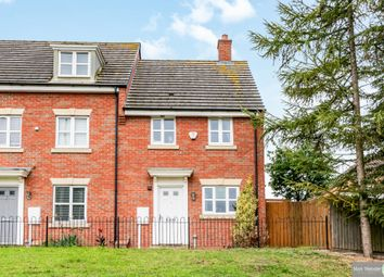 Thumbnail 3 bed end terrace house for sale in Alvie Walk, Tamworth