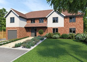 Thumbnail 4 bed detached house for sale in Coombe Lane, Naphill, High Wycombe, Buckinghamshire