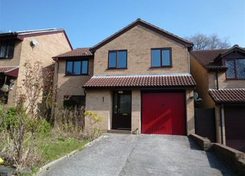 Thumbnail 4 bed detached house to rent in Horswell Close, Chaddlewood, Plymouth