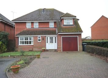 Thumbnail 4 bed detached house for sale in Williams Close, Ely