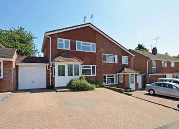 Thumbnail 3 bed semi-detached house for sale in Netherfield Close, Alton