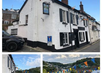 Thumbnail Pub/bar for sale in Revelarc, Riverside Road East, Newton Ferrers, Plymouth