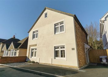 Thumbnail 4 bed detached house for sale in Sherwood Avenue, Whitecliff, Poole, Dorset