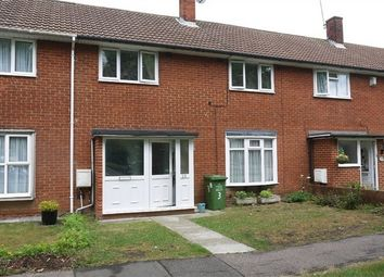 Thumbnail 3 bed terraced house to rent in Chesterford Green, Basildon, Essex