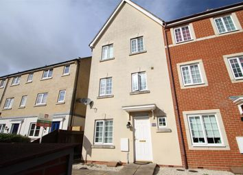 Thumbnail 4 bed town house for sale in Pepper Place, Grange Farm, Kesgrave, Ipswich