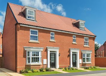 "Thumbnail 4 bedroom link-detached house for sale in ""Bayswater"" at Sir Williams Lane, Aylsham, Norwich"