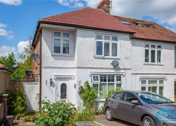 Thumbnail 2 bed flat for sale in Chesterfield Road, West Finchley, London