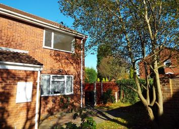 Thumbnail 1 bed maisonette for sale in Herondale, Hednesford, Staffordshire