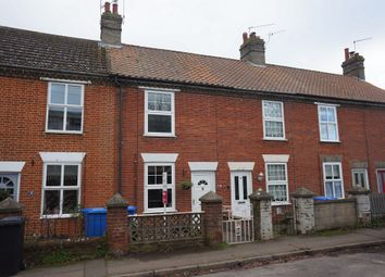 Thumbnail 3 bed terraced house for sale in Webster Street, Bungay