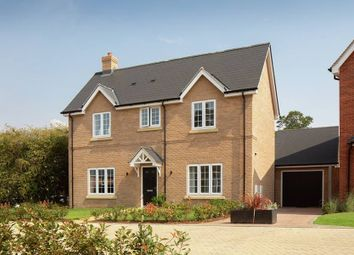 """Thumbnail 4 bedroom property for sale in """"The Nessvale"""" at Station Road, Earls Colne, Colchester"""