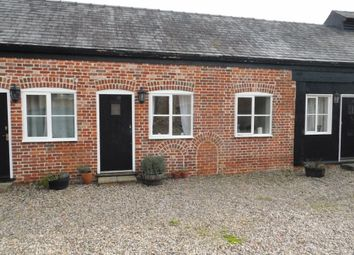 Thumbnail 2 bed barn conversion for sale in Model Farm, Combs, Stowmarket