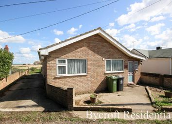 Thumbnail 3 bed detached bungalow for sale in California Crescent, California, Great Yarmouth
