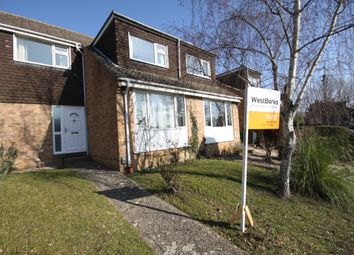 Thumbnail 3 bedroom terraced house to rent in Sagecroft Road, Thatcham