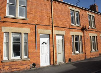 Thumbnail 3 bed terraced house to rent in Harrington Street, Bourne, Peterborough