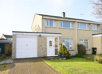 Thumbnail 3 bed semi-detached house for sale in Bloomfield Close, Timsbury