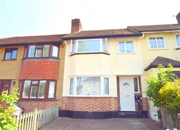 Thumbnail 3 bed terraced house for sale in Delcombe Avenue, Worcester Park