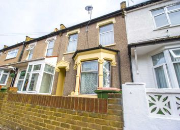 Thumbnail 3 bed terraced house for sale in Monega Road, Manor Park