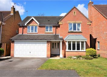 Thumbnail 4 bedroom detached house for sale in Ingleton, Elloughton, Brough