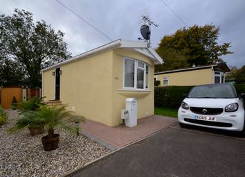 Thumbnail 1 bed mobile/park home for sale in Temple Grove Park, Bakers Lane, West Hanningfield, Chelmsford