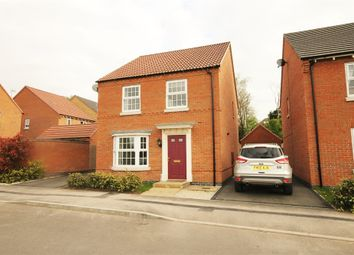 Thumbnail 4 bed detached house for sale in The Hay Fields, Rainworth, Mansfield, Nottinghamshire