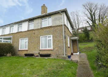 Thumbnail 3 bed semi-detached house for sale in Auckland Crescent, Dover