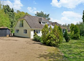 Thumbnail 4 bed detached house for sale in Hermongers Lane, Rudgwick, Cranleigh