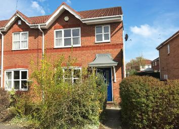 Thumbnail 3 bedroom end terrace house for sale in Pipers Court, Irlam, Salford, Manchester