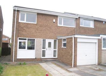 Thumbnail 3 bed semi-detached house to rent in Tewkesbury, Highfields, Killingworth