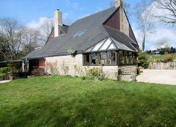 Thumbnail 4 bed detached house for sale in 22530, Mûr-De-Bretagne (Commune), Mûr-De-Bretagne, Guingamp, Côtes-D'armor, Brittany, France