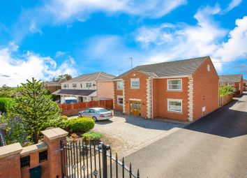 Thumbnail 6 bed detached house for sale in Barton Road, Barton Seagrave