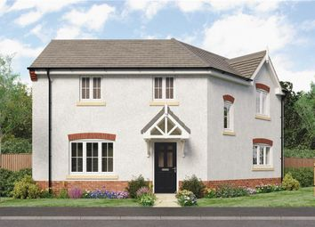"Thumbnail 3 bed detached house for sale in ""Pomeroy"" at Copcut Lane, Copcut, Droitwich"