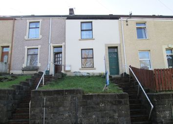 Thumbnail 2 bedroom terraced house to rent in Wheatfield Terrace, Waun Wen, Swansea.