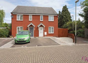Thumbnail 3 bed semi-detached house for sale in Appleyard Close, Uckington, Cheltenham