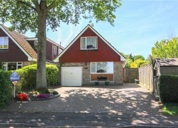 Thumbnail 3 bedroom detached house for sale in Freshwood Drive, Yateley, Hampshire
