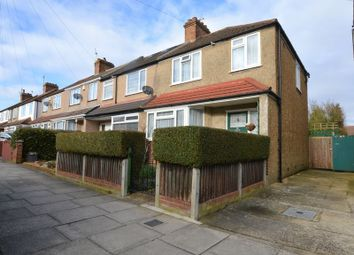 Thumbnail 3 bed end terrace house for sale in Carmelite Road, Harrow