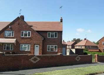 Thumbnail 3 bed semi-detached house for sale in The Circuit, Woodlands Doncaster