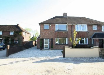 Thumbnail 3 bed semi-detached house to rent in London Road, Newbury