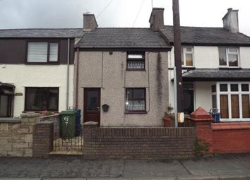 Thumbnail 2 bed terraced house for sale in New Street, Cwm Y Glo, Caernarfon