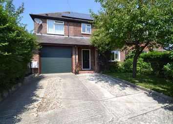Thumbnail 5 bed semi-detached house for sale in Regnum Drive, Kiln Road, Newbury, Berkshire