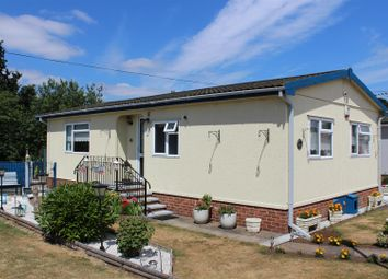 Thumbnail 2 bed mobile/park home for sale in Oak Drive, Forest Park, Forest Town