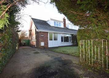 Thumbnail 3 bed semi-detached house for sale in Church Road, Long Itchington, Long Itchington