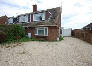 Thumbnail 2 bed semi-detached house for sale in Willis Road, Haddenham, Buckinghamshire