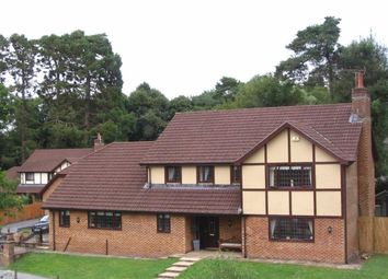 Thumbnail 4 bedroom detached house for sale in Coed Gurnos, Gowerton, Swansea