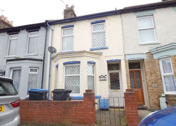 Thumbnail 3 bed terraced house to rent in Alfred Road, Dover