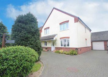 Thumbnail 4 bed detached house for sale in Clacton Road, Weeley Heath, Clacton-On-Sea